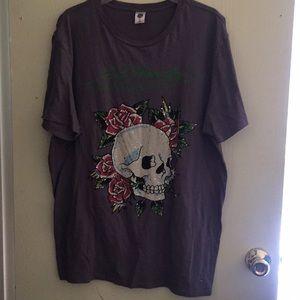 Ed hardy shirt size xl